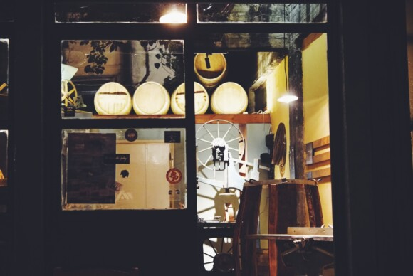 Barrel Museum Branding